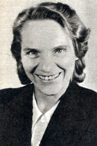 Anna Haider 1946
