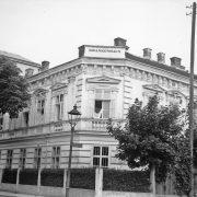Foto:Krankenhaus Mödling, Eckansicht vor 1927